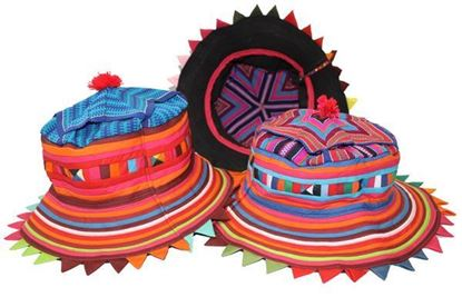 Picture of Hill Tribe Crafted Hat
