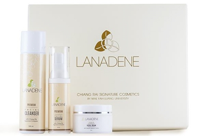 Picture of Lanadene Premium Facial Cream Set (Cream+Serum+Cleanser)