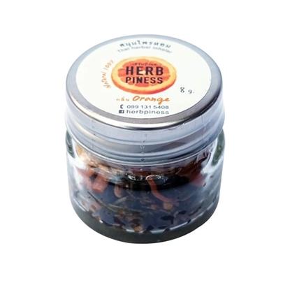 Picture of Thai herbs inhaler- orange essence smell