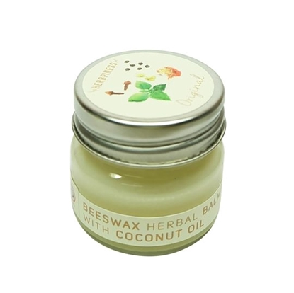 Picture of Beeswax Herbal  Balm, White_ Original Essence