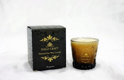 Picture of Natural Soy Wax Candle (2 Packs)
