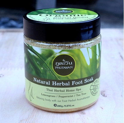 Picture of Organic Natural Herbal Foot Soak