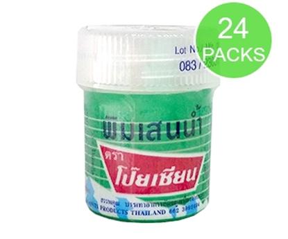 Picture of พิมเสนน้ำ ตราโป๊ยเซียน แบบสำลี (24 PACKS)