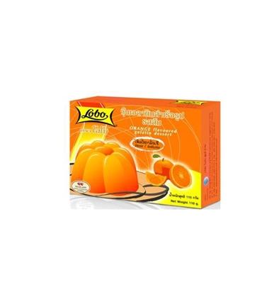 Picture of Lobo Orange Flavoured Gelatin Dessert