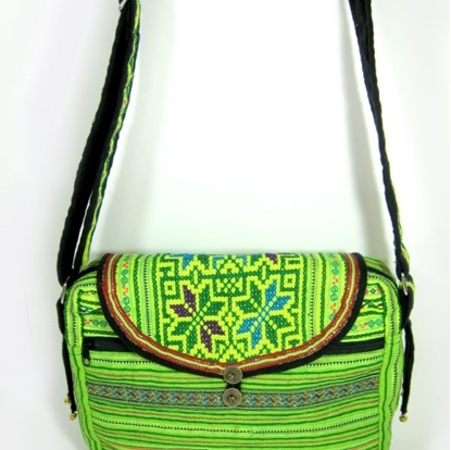 Picture of Cross body Hmong Bag, Shoulder Bag