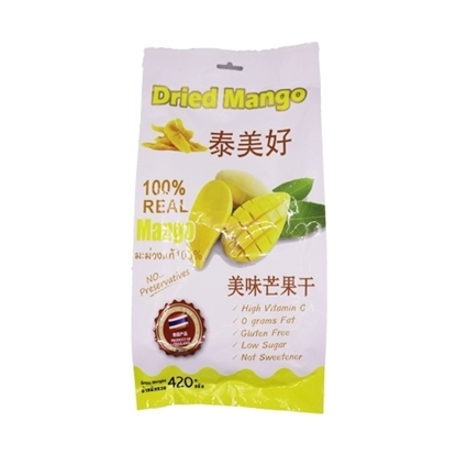 Picture of DRIED MANGO (100% Real Mango)