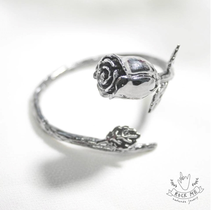 Picture of Handmade Beauty and The Beast Bangle