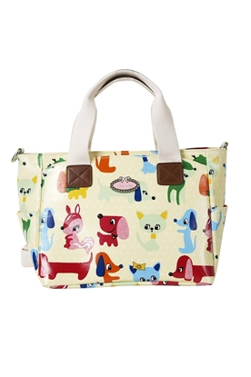 Picture of Handbag - Colorful Animal Pattern