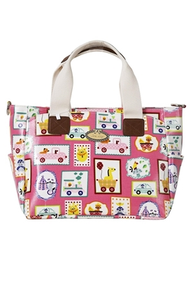 Picture of Handbag  - Animal Car Pattern