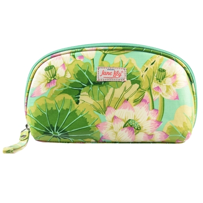 Picture of Cosmetic bag - Lotus Pattern