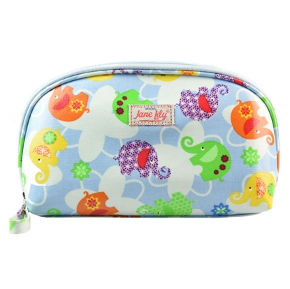 Picture of Cosmetic bag - Elephant Pattern