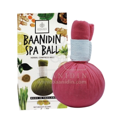 Picture of BAANIDIN Ginger Herbal Compress Ball (150g)