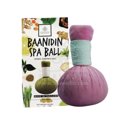 Picture of BAANIDIN Black Pepper Herbal Compress Ball (60g)