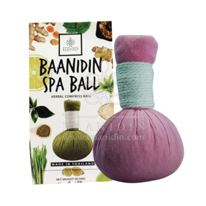 Picture of BAANIDIN Black Pepper Herbal Compress Ball (150g)