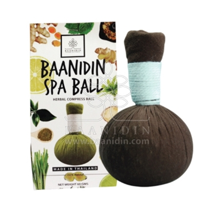 Picture of BAANIDIN Sesame Herbal Compress Ball (150g)