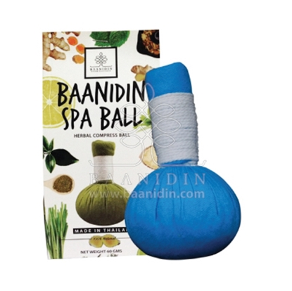 Picture of BAANIDIN Eucalyptus Herbal Compress Ball (150g)