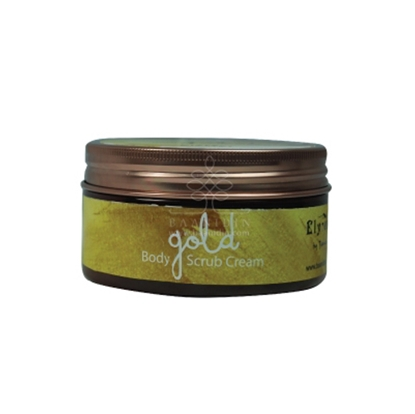 Picture of BAANIDIN BODY GOLD SCRUB CREAM 200 G.