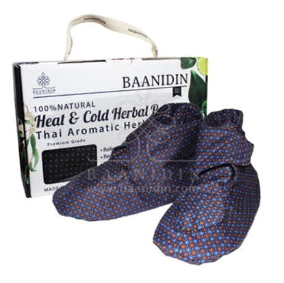 Picture of BAANIDIN AROMATIC HERBAL SHOE PACK L