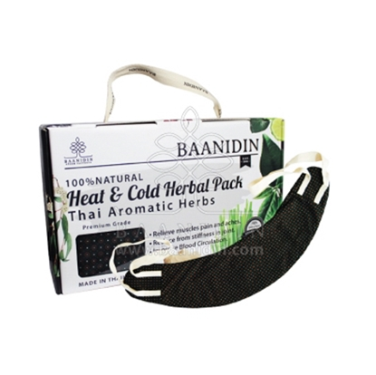 Picture of BAANIDIN Aromatic Herbal Neck and Shoulder Microwave Pack