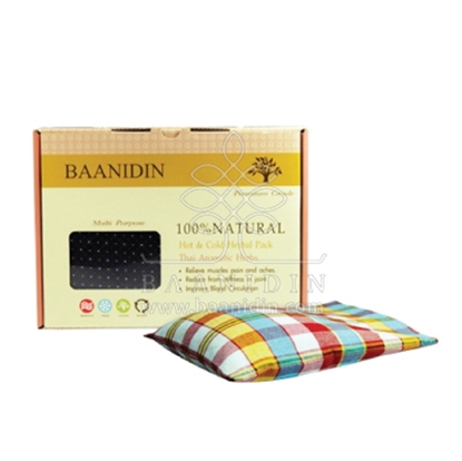Picture of BAANIDIN Aromatic Herbal Multi-Purpose Microwave Pack (Multi-Purpose Pack)