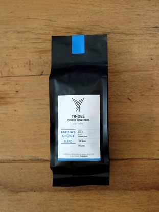 Picture of Yindee Roasted Organic Arabica - Whole Bean (Blend 250g)