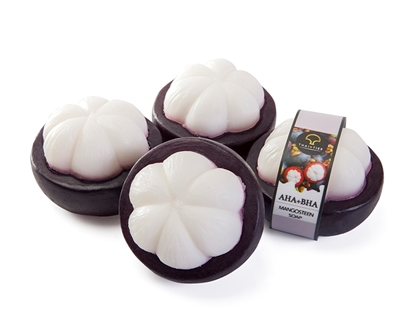 Picture of Mangosteen Shape Soap