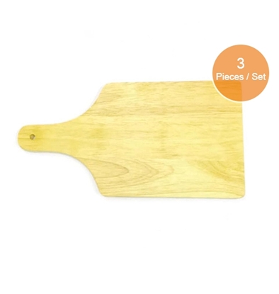 Picture of Board With Handle 18 cm. Set (3 Pieces)