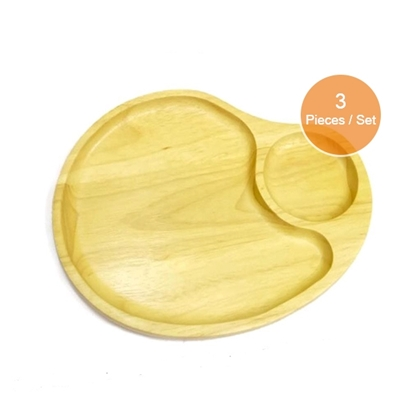 Picture of Bean Plate Set (3 Pieces)