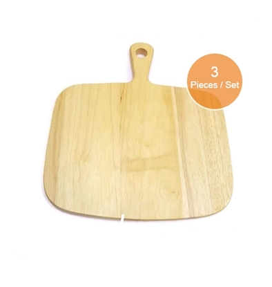 Picture of Board With Handle 29 cm. Set (3 Pieces)