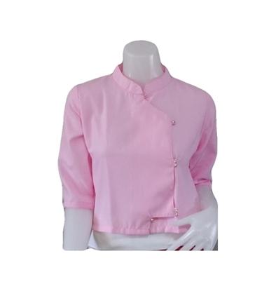 Picture of เสื้อผ้าป่าน สีชมพู