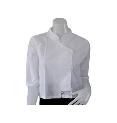 Picture of เสื้อผ้าป่าน สีขาว