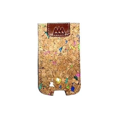Picture of Varicolored Corky Case for iPhone 4,4s,5,5s