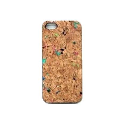 Picture of Varicolored Cork Space Case foriPhone 4,4s