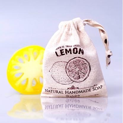 Picture of Phutawan Fruit Soap - Lemon Scent