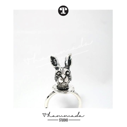 Picture of ANIMAL RING (RABBIT)