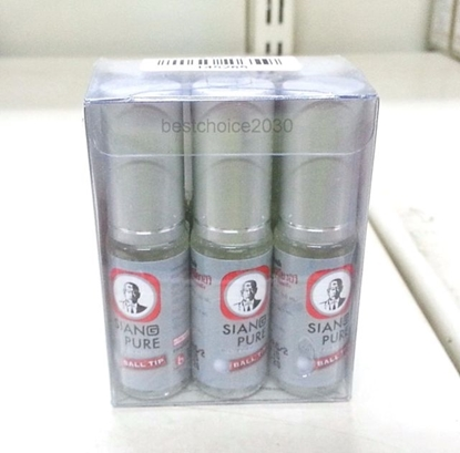 Picture of Siang Pure Oil Ball Tip Formula II (3 cc x 6 pcs.)
