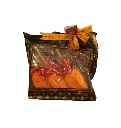 Picture of Madame Heng Ice Cream Orange Soap set