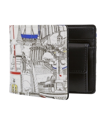 Picture of B&W BANGKOK Foldable Wallet