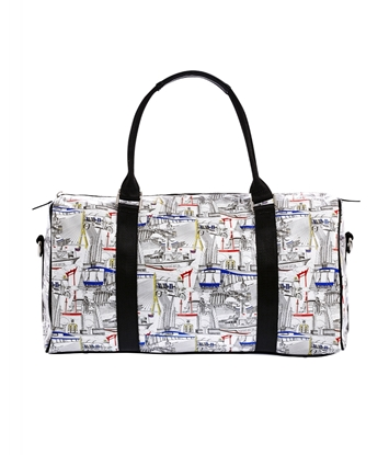 Picture of B&W BANGKOK Duffle Bag