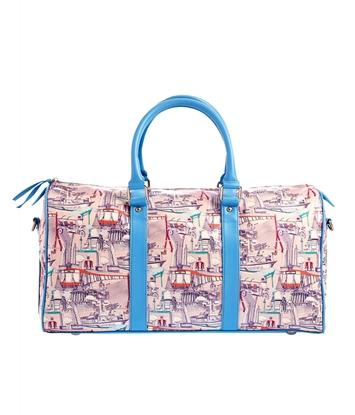 Picture of Pink BANGKOK Duffle Bag