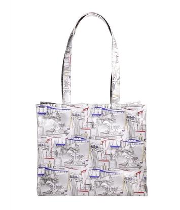 Picture of B&W BANGKOK Shopper Bag