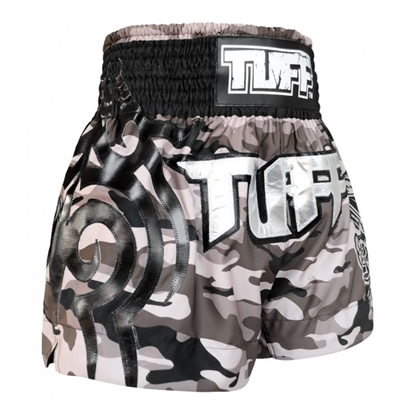 Picture of TUFF Muay Thai Boxing Shorts Army Camouflage
