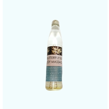 Picture of Body Massage Oil Butterfly Bush