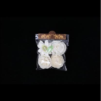 Picture of เซ็ทดอกไม้หอม 4 ดอก