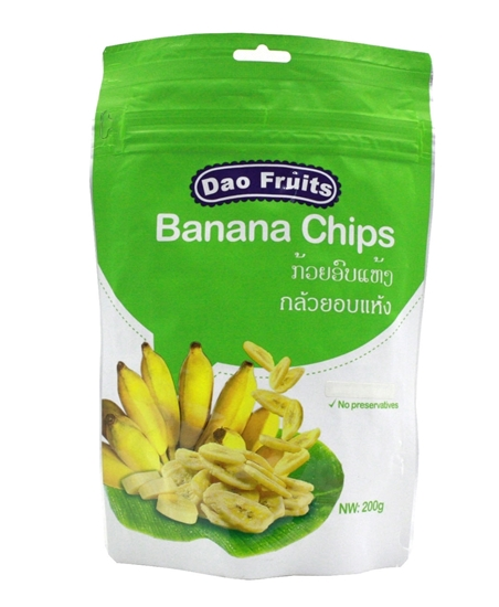 Picture of Dao Banana Chips (1pack x 200g)