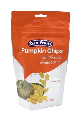 Picture of  Dao Pumpkin Chips  (1pack x 100g)
