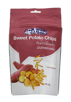 Picture of Dao Sweet Potato Chips (1pack x 100g)