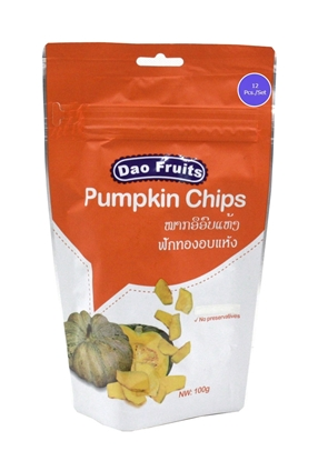 Picture of  Dao Pumpkin Chips  (12packs x 100g)