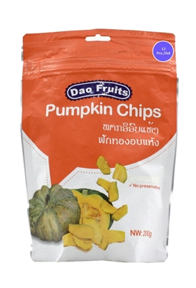 Picture of  Dao Pumpkin Chips (12packs x 200g)