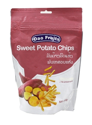 Picture of Dao Sweet Potato Chips (1pack x 200g)